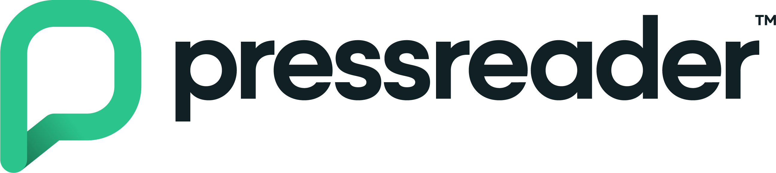 logo PressReader a