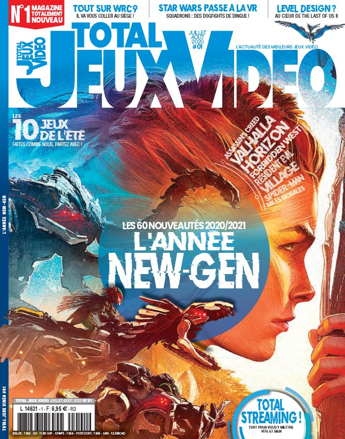 Total jeux videos Turbine 2021